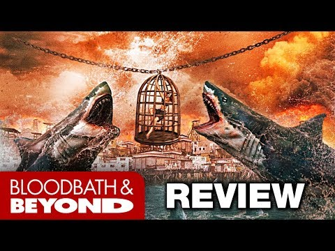 Empire of the Sharks (2017) - Movie Review