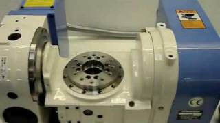 How a Kitagawa TT140 Rotary Table Works