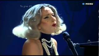 Lady Gaga Born This Way  Edge Of Glory and Marry The Night Children in Need Live 2011 HD