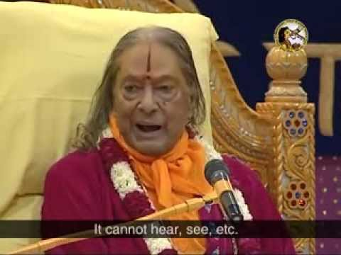 Maharaj - 11.11.13 - The final speech given by Jagadguru Shri Kripalu Ji Maharaj on
