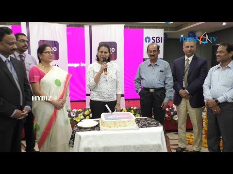 Humpy Koneru Launches SBI YONO app in Vijayawada
