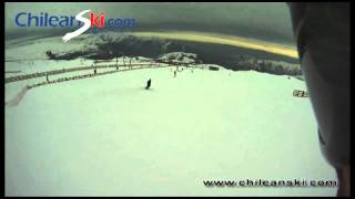 Snow Park video, El Colorado Chile