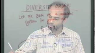 Mod-01 Lec-08 Spatial Diversity And Diversity Order