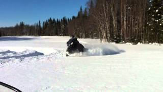 10. 2011 Ski doo expedition 1200