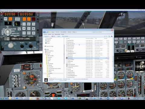 Tutorial Concorde Performance System Parte 5