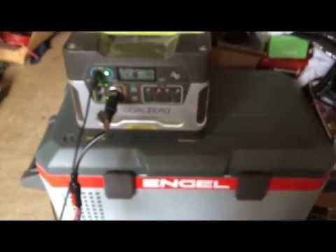 Engel Soğutucu Elektrik Tüketimi Testi