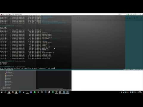 ModernWebDev Build and Generator Demo