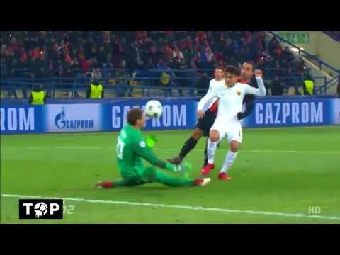 Шахтер Донецк 2- 1 Рома    Обзор  матча.21.02.2018