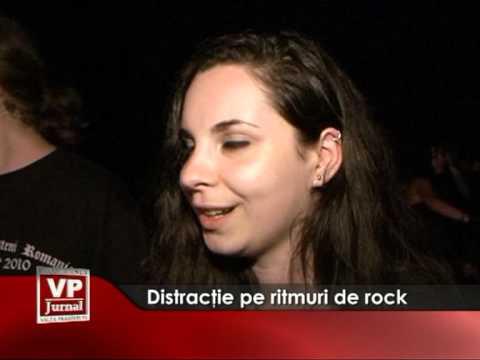 Distracţie pe ritmuri de rock