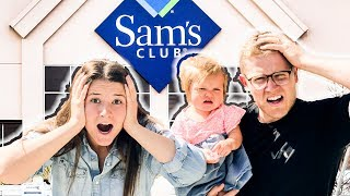 Video Costco SUPERFANS Shop at SAMS CLUB for the FIRST TIME ***BLOWN AWAY*** MP3, 3GP, MP4, WEBM, AVI, FLV Agustus 2019