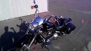 7. 2005 Harley-Davidson Road King Custom