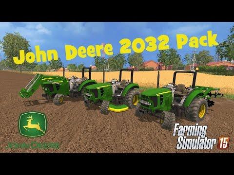 John Deere 2032 v1