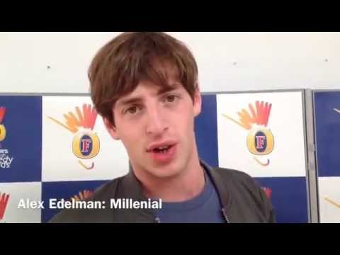 Interview with Alex Edelman - Foster's Edinburgh Comedy Awards Best Newcomer 2014