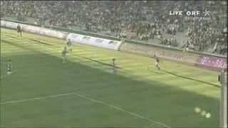 Branko Boskovic´ Assist gegen Slovan Bratislava