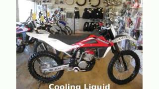 8. 2012 Husqvarna TC 250 Walkaround