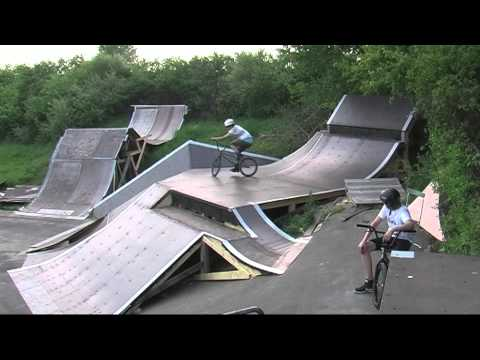 New Ramps at W-Stein Park