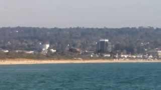 Seaford Australia  city photos : Seaford beach looking towards frankston Victoria Australia
