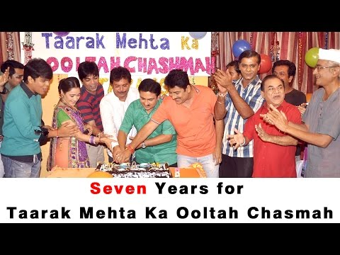 Seven Years for Taarak Mehta Ka Ooltah Chasmah