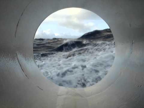 Crew Cabin Porthole View