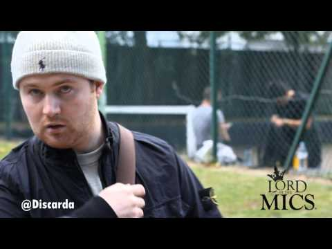 Discarda lord of the mics 4 sending for JayKae