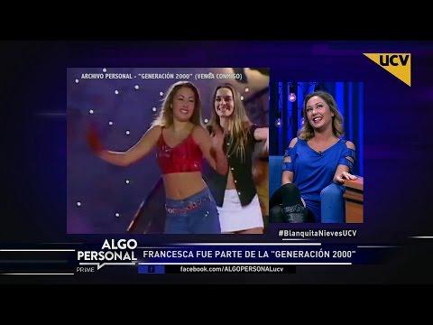 video Francesca Cigna recuerda cómo llegó a la