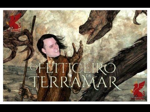 Resenha do Rei Grifo: O Feiticeiro de Terramar