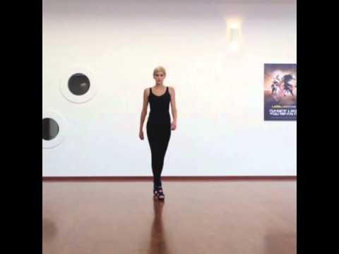 60 minutes Catwalk Coaching (видео)
