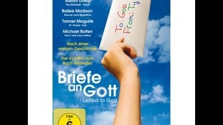 Briefe An Gott - Letters To God - Trailer DEUTSCH - Christlich - Film - Kino