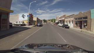 Truth Or Consequences (NM United States  city photos gallery : Truth or Consequences, New Mexico - Drive Through Downtown HD (2016)