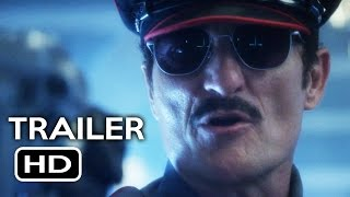 Nonton Officer Downe Official Trailer  1  2016  Shawn Crahan Action Movie Hd Film Subtitle Indonesia Streaming Movie Download