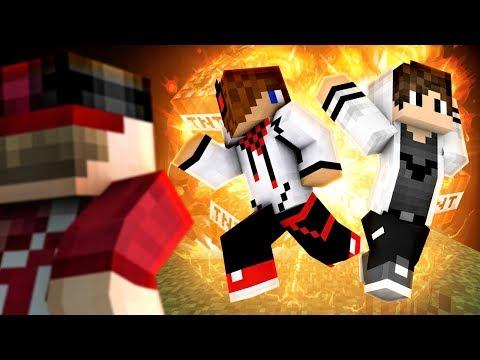 KIJK EENS ACHTER JE! - Minecraft (видео)