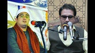 الشيخ محمود الشحات والشيخ حامد شاكر نجاد يقرأون بمقام الكرد سورة الشمس