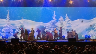 Mondiali St. Moritz: la cerimonia d'apertura