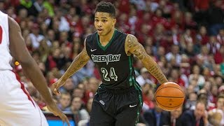Keifer Sykes is a 6 foot PG from Chicago and played all 4 years of college ball at Green Bay.  As a Phoenix he won 2 player of the year awards amongst scoring over 2,000 career points. Watch out for him on draft day!For more awesome coverage and highlights of Wisconsin's best basketball players, SUBSCRIBE here: http://bit.ly/1hsYwqzFor up-to-date basketball recruiting news, player rankings, videos, interviews, workouts, and scouting reports to highlight basketball talent in Wisconsin, check out www.MaxExposureWI.comKeep up to date with games, stats, and news on Twitter and Facebook!http://on.fb.me/1jE2cWYhttp://bit.ly/1lnTFL0Make sure to WATCH MaxExposure Mixtape's of our favorite players!Look out for new content every week and COMMENT on who and what you want to see featured on our channel!For business inquiries, please email Derek at derekdollevoet23@yahoo.com