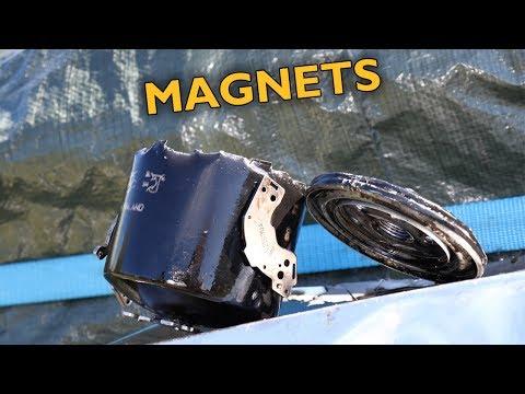 Do oil filter magnets work?