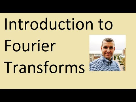 transforms - A basic introduction to Fourier transforms. The transforms is motivated and defined. Two examples are discussed and solved.