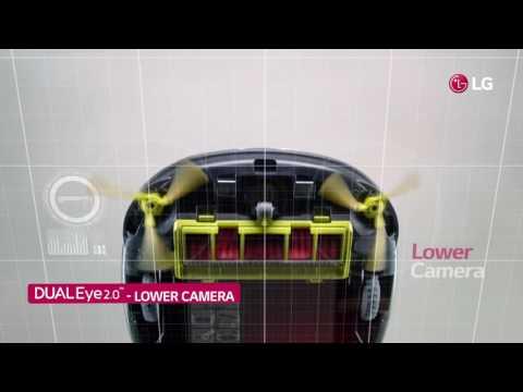 LG CordZero™ HOM-BOT TURBO+: USP full version (видео)