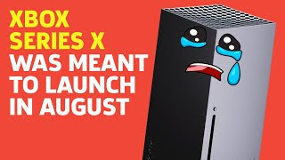 Xbox Series X Could've Been Here In August   Save State by GameSpot