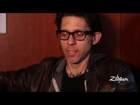 Zildjian Sound Legacy: Artist Atom Willard
