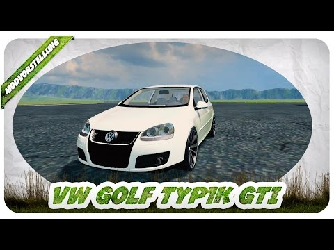 VW Golf GTI Typ1k v1.0 RED