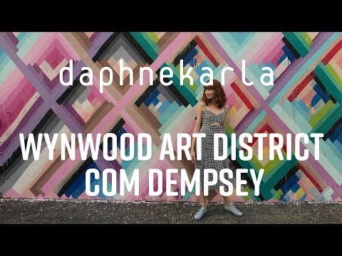 Wynwood Art District com Dempsey