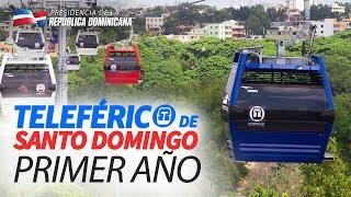 Teleférico de Santo Domingo, Primer Año