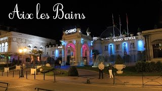 Aix-les-Bains France  city photo : My first timelapse. Aix les Bains France TIMELAPSE