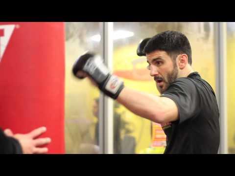 Retro Fitness of East Windsor, NJ with MMA Fighter Charlie Brenneman