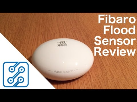 Fibaro Flood Sensor Review