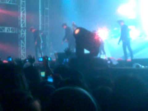 [FANCAM] 2011 2PM Hands Up Asia Tour Jakarta, 111111  -  Heartbeat
