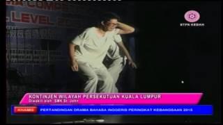 Pertandingan Drama Bahasa Inggeris SM Peringkat Kebangsaan 2015 Sesi Disk 01
