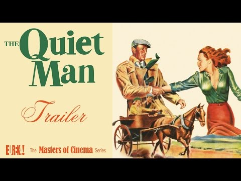 THE QUIET MAN (Masters Of Cinema) Original Theatrical Trailer