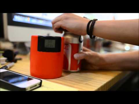 This Koozie Actually Counts The Calories Of How Many Drinks You've Had! [Video]