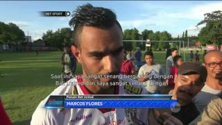 Video Marcos Flores Lebih Pilih Bergabung Bersama Bali United MP3, 3GP, MP4, WEBM, AVI, FLV Februari 2018